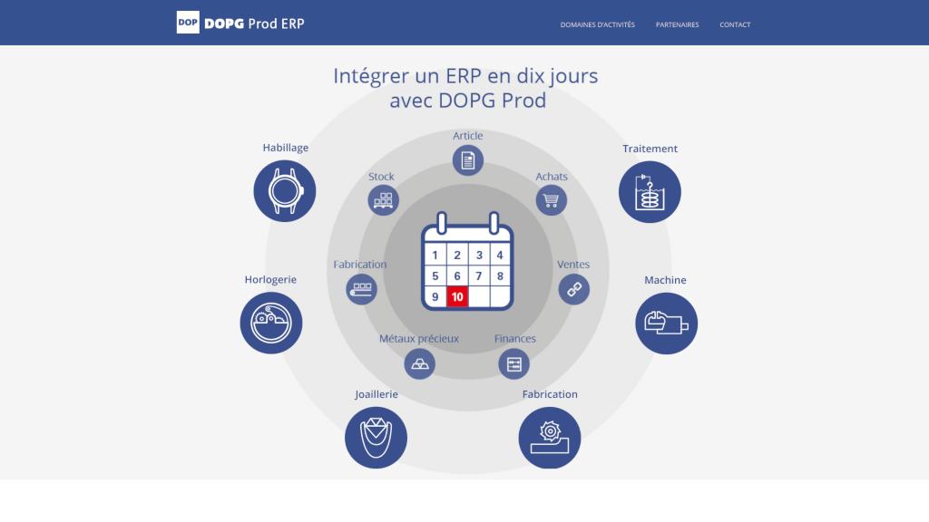 Dop Gestion Dop Prod